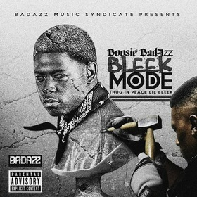 Bleek Mode Boosie BadAzz front cover