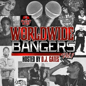 Miss Moe Present's Worldwide Bangers Vol 1 Various Artists front cover