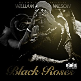 Black Roses William Wilson front cover