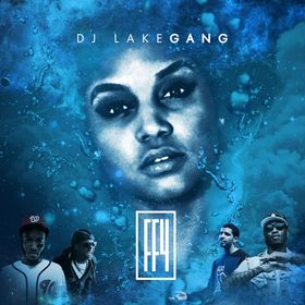 1st & 15th: Vol 4 DJ LakeGang front cover