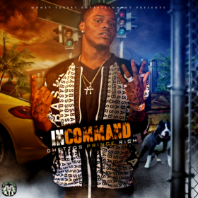 In Command Ghettos Prince Rich front cover