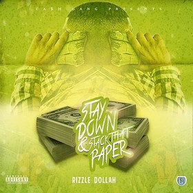 Stay Down & Stack Paper MellDopeAF front cover