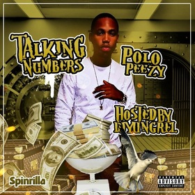 Talking Numbers Polo Peezy front cover