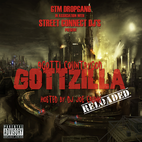 GOTTZILLA (RELOADED) 9Gotti front cover