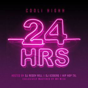 24 Hrs Cooli Highh front cover
