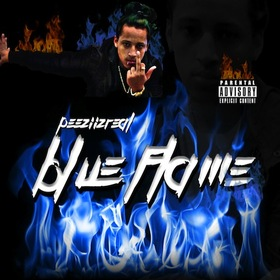 Blue Flame Official Peezii2Real front cover