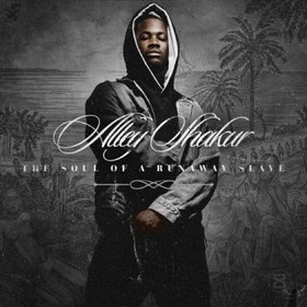 Alley Shakur (The Soul of a Runaway Slave) Alley Boy front cover