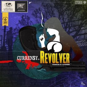 Revolver Curren$y front cover