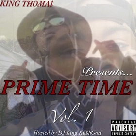 PrimeTime Vol. 1 SGF King Thomas front cover
