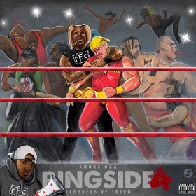 Ringside 4 Smoke DZA front cover