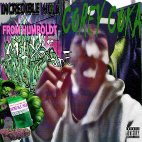 Incredible Hulk From Humboldt Corey Coka front cover