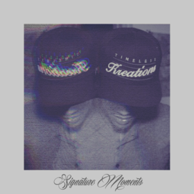 #SignatureMoments TIMELE$$ KR8ATIVE RECORD$ front cover