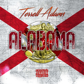 Alabama - Terrell Adams Colossal Music Group front cover