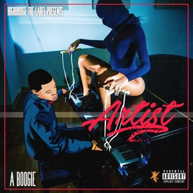 Artist A Boogie Wit Da Hoodie front cover
