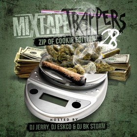 Mixtape Trappers 28 (Zip Of Cookie Edition) DJ Jerry front cover