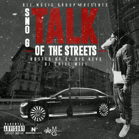 Talk Of The Street CHILL iGRIND WILL front cover