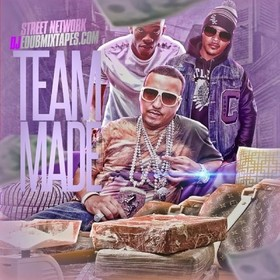 Team Made Dj E-Dub front cover
