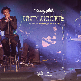 Unplugged (Live From Smith's Olde Bar) Scotty ATL front cover