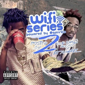 Wifi Series 2 (Hosted By 3400 Migo Gang) DJ Yung Rel front cover