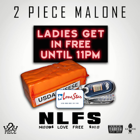 """2 Piece Malone-""""All The Time""""(Edited/Explicit) DJSERVICEPACK DJ Scrill front cover"""
