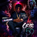 At The Crib Vol. 59 (Hosted By King Vory) DJ Slikk front cover