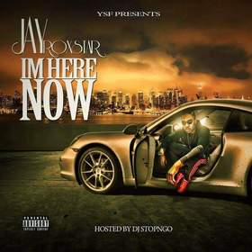 Im Here Now EP By JayRoxstar DJ Stop N Go front cover