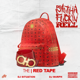 The Red Tape DJ Rell front cover