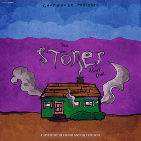 ‎The Stoner Next Door‬ Smileyface front cover