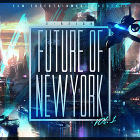 Future of New York Vol. 1 E-Reign front cover
