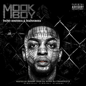 Tinted Windows & Testimonials Mook Boy front cover