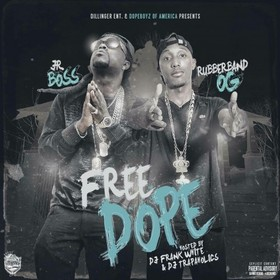Free Dope Jr. Boss front cover