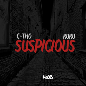 Suspicious ft KuKu C-Tho front cover