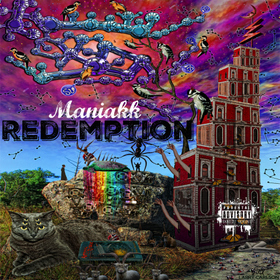 Redemption ZI3RE front cover
