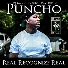 Real Recognize Real Puncho front cover
