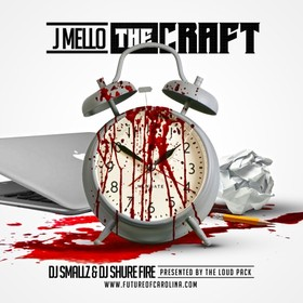 The Craft JayMellz front cover