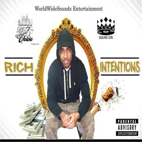 Rich Intentions DJ Chase front cover