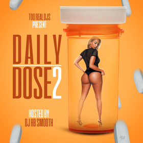 Daily Dose 2 DJ HB Smooth front cover