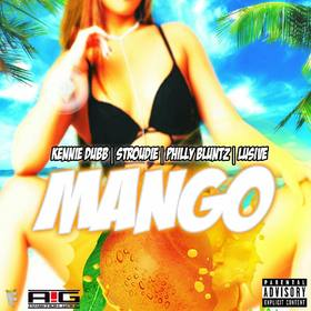 Mango DJ Chase front cover