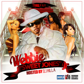 Sweet Jones Jr. Webbie front cover