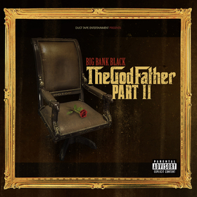 Godfather Part II Big Bank Black front cover