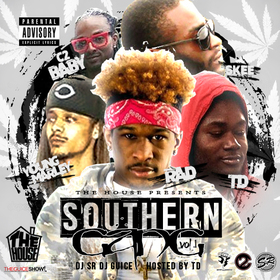 Southern Gang Volume 1 Southern Gang front cover