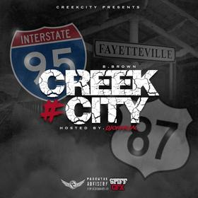 Creek City Creek City B Brown front cover