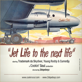 Jet Life to the Next Life Jet Life front cover