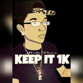Keep It 1K MP Mike Price front cover