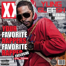 Your Favorite Rapper's Favorite Rapper Yung Gleesh front cover