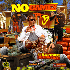 No Games Pt.5 Various Artists front cover