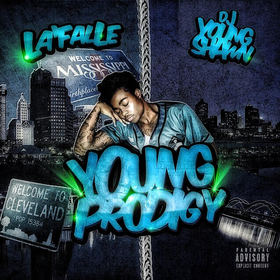 Young Prodigy La'Falle front cover