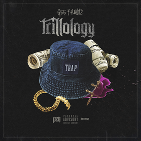 Trillology Gee Kravitz front cover