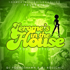 Jerome's In The House DJ Young Shawn front cover