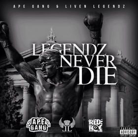 Legendz Never Die Redi Roc front cover